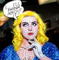 Disfraces originales y fáciles de última hora - Andy Warhol                                                                                                                                                                                 Más