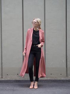Pupulandia #pink #coat