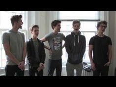 The YouTube Boy Band - it's all about you(tube) - YouTube  Best singers (in my opinion) 1. Joe Sugg (second from left in picture) 2. Jim Chapman (far left) 3. Marcus Butler (far right) 4. Alfie Deyes (middle) 5. Caspar Lee (<sorry Casp> second to the right)  Every person I've met named Joe is extremely musically talented and I don't think that's fair tbh . #jealous