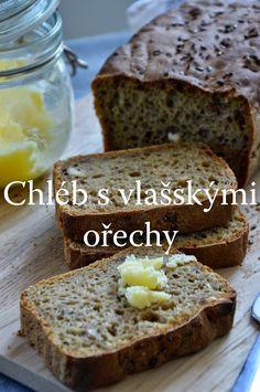 chléb, mouka, ořechy