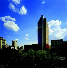 Pascal Arquitectos   Hotel Sheraton Centro Histórico (Today Hilton Reforma Hotel)