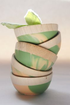 Wind & Willow Home: Dipped-dyed handmade housewares #urbanoutfitters