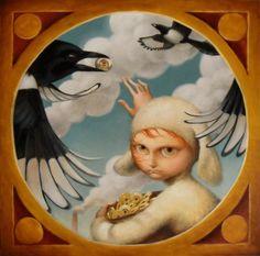 avaricia, imagen de una serie sobre los siete pecados capitales
