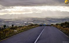 Cresting the hill. That's Stills by Automotive Photography, Car Photography, Landscape Photography, What Happens When You, Crests, Stunts, Vintage Cars, Restoration, Landscapes