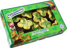 Entenmann's St. Patrick's Day Gourmet Cookies