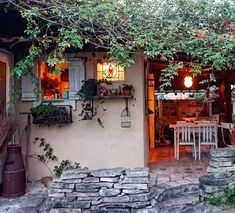 Garden Nook, Coffee Shop, Garden Ideas, School, Places, Instagram, Coffee Shops, Coffeehouse, Landscaping Ideas