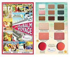 """""""This #multitasking #travel companion contains everything you need for #gorgeous looks #onthego ."""" Click for Krista's product #review  #swatches >>>  http://ift.tt/2dnhBz0  CC : Krista Lechok  . . . . #theBalm #cosmetics #makeup #eyeshadow #blush #bronzer #palette #travelsize #compact #beauty #mua #makeupjunkies - http://ift.tt/1mJU5OI"""