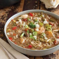 Cold weather is gumbo weather! Warm up with this mouthwatering seafood gumbo recipe from Louisiana Cookin'!