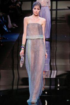 Armani Privé primavera 2014 Couture - Colección - Galería - Style.com