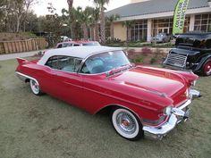 57 Cadillac Eldorado Convertible