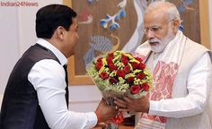 Sonowal wants PM Modi to open Asia's largest 9.15-km bridge on Brahmaputra in May