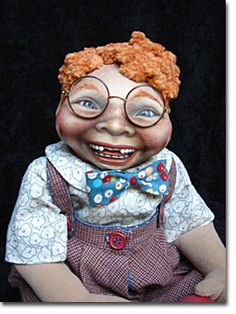 Donna May Robinson, this doll is amazing!