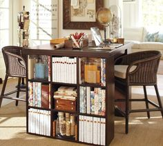 Mesa + estante
