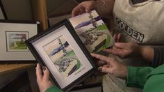 A gift shop owner in the Tsawwassen Quay ferry terminal is working out a financial settlement with a local artist after she learned unauthorized copies of her work were sold in his store.        Read more: http://bc.ctvnews.ca/counterfeits-of-b-c-artist-s-work-sold-in-ferry-terminal-1.1051390#ixzz2DS8MF8oP