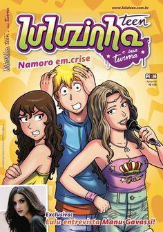 Luluzinha Teen 60: O preço do sucesso