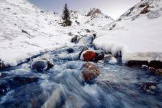 #Snow #River #Mountain http://goo.gl/fb/hUynlC  #nature