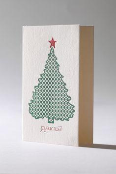 Christmas tree jouy