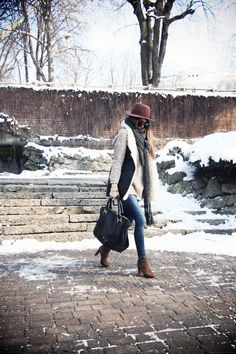 Ice roads - SCENT OF OBSESSION - fashion blogger, outfit, travel and beauty tips