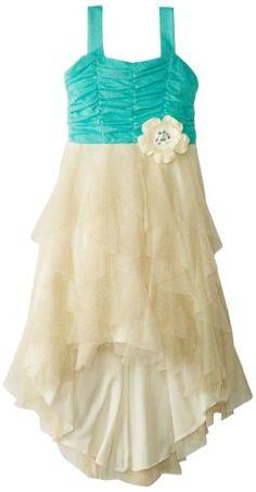 Amy Byer Big Girls' Bow Front Dress, Black, 7 | Haileys Picks ...