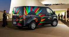 Wrapjax Com Full Vehicle Wrap On Chevy Express Van For