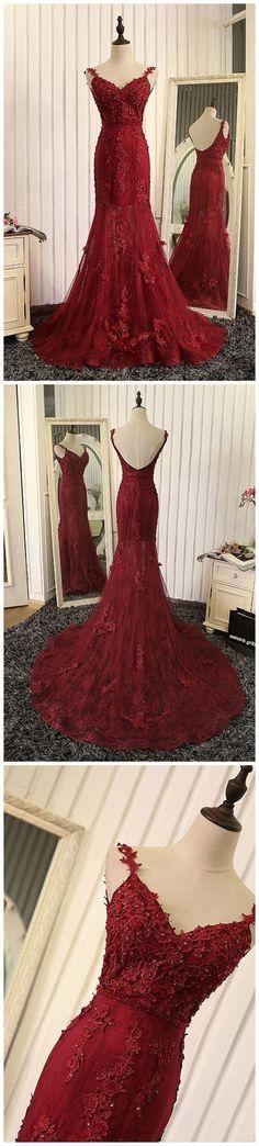 Prom Dresses Long #PromDressesLong, Prom Dresses A-Line #PromDressesALine, Prom Dresses Lace #PromDressesLace