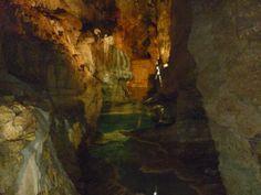 LeGrotte di Falvaterra  All'interno del monumento  è possibile visitare le bellissime Grotte oggetto di una continua valorizzazione