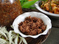 Nona's Cooking: Binagoongang Santol Cooking Food, Vegan Dishes, Submission, Beef, Group, Fruit, History, Board, Kitchen