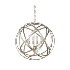 Sfera 6 light autumn bronze chandelier chandeliers lights and capital lighting axis collection 4 light winter gold pendant aloadofball Gallery