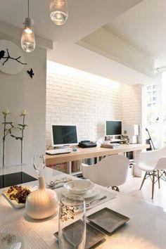 14 pomysłów na idealne miejsce do pracy w Twoim domu