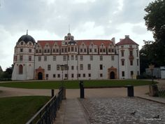 Celle Palace in Celle, Germany