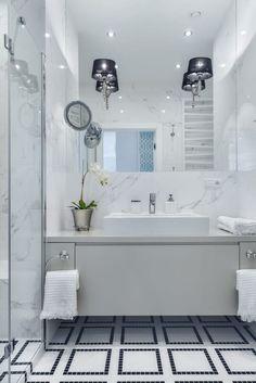 Bad Inspiration, Bathroom Inspiration, H Design, House Design, Design Ideas, Clawfoot Bathtub, Small Bathroom, Bathrooms, Business Women
