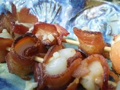 Bacon-Wrapped Scallops | Community Post: 19 New Mouth-Wateringly Good Ways To Eat Bacon