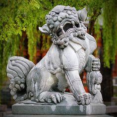 Shishi Chinese Guardian Lion