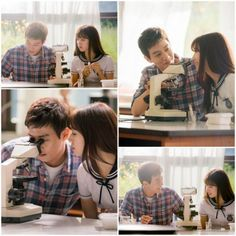 SBS Plays Up the Romance Between Kim Rae Won and Park Shin Hye in New Doctors Drama Posters and Long Preview | A Koala's Playground