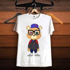 Dropout Bear Shirt Kanye West T Shirt, Women T Shirt
