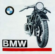 1928 BMW Motorcycles