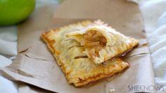 Copycat McDonald's baked apple pie