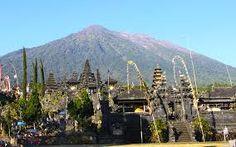 Image result for Bali Mount Gunung Agung Images