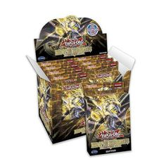 Authorized Yu-Gi-Oh - Rise of the True Dragons Structure Box (8 Decks)