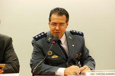 Deputado Capitão Augusto faz um convite ao líder da (CONTAG), vai lá no ...