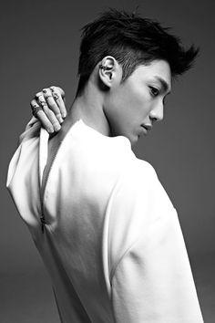 Kwangmin 광민 from Boyfriend 보이프렌드