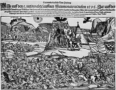 Salve,  the subject of today's entry will be woodcuts of a German printmaker named Lucas Mayer who was active in the Holy German Empire  fro...