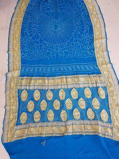 Bandhani Saree, Saris, Quilts, Blanket, Rugs, Home Decor, Farmhouse Rugs, Decoration Home, Room Decor