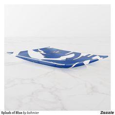 Splash of Blue Trink