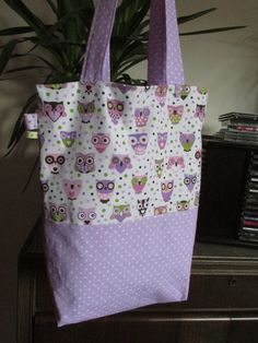 Sweet owl bag
