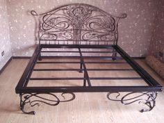 кровать в сборе Metal Furniture, Outdoor Furniture, Bed Design, House Design, Bunk Bed Mattress, Metal Garden Art, Steel Art, Woodworking Bed, Metal Projects