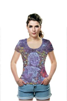 By Verlie Murphy, OArtTee specializes in creating amazing, vibrant and colorful Wearable Art