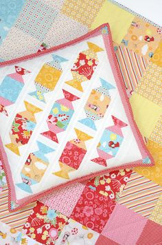 Nadra of Ellis and Higgs ~ Candy Quilt