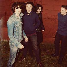 Arctic Monkeys love them!