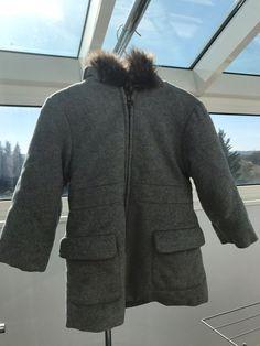 4beda7257ede Manteau Jacadi fille 2 ans gris de marque Jacadi. Taille 2 ans à 17.00 €